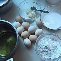 蜂蜜海绵蛋糕的做法图解1