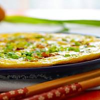 59期 快手菜 香葱肉碎煎蛋的做法图解9