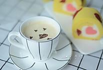 爱心淡奶咖啡#相约MOF#的做法