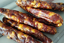 生酮美食——自制风干香肠、麻辣肠的做法