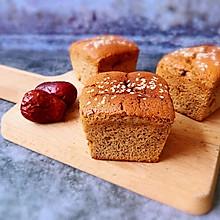 #硬核菜谱制作人#红枣蛋糕