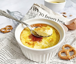 #精品菜谱挑战赛#奶香鸡蛋布丁的做法