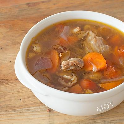 九陽電燉鍋——番茄牛肉湯