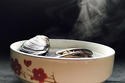 滋阴淡菜汤