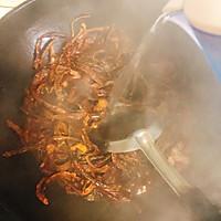 豆角干焖肉#硬核菜谱制作人的做法图解7