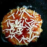 米饭披萨#百吉福芝士力量#的做法图解6
