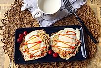 鸟巢鸡蛋饼的做法