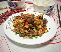 香辣羊肉家庭版-桓桓爸出品的做法