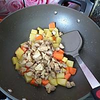 ——咖喱土豆鸡丁#12道锋味复刻#的做法图解9