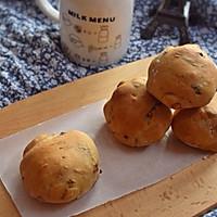 黑糖红枣面包(女性补血优选)的做法图解8