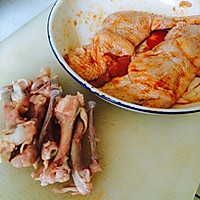 烤翅包饭的做法图解2
