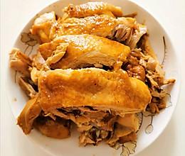 香嫩入味 豉油鸡腿的做法