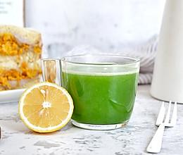 蜂蜜柠檬黄瓜汁#带着美食去踏青#的做法