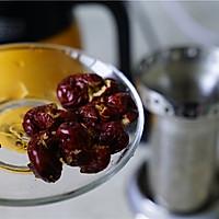 红枣西洋参枸杞茶的做法图解3