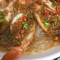 详细版蒜蓉粉丝开背虾的做法图解13
