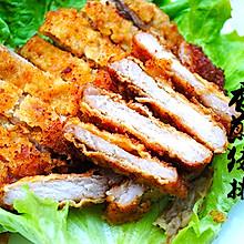 香煎猪排——软炸里脊
