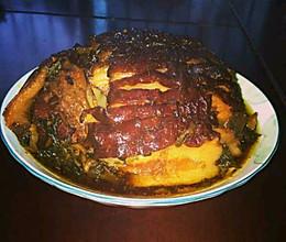 梅菜扣肉(千张肉)的做法