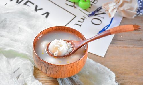 香甜米酒汤圆的做法