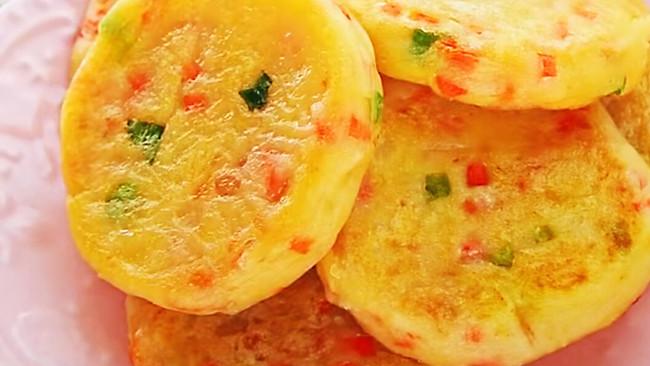 田园土豆饼的做法