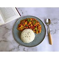 ㊙️秘制咖喱鸡肉饭,好吃到舔盘子 #美食视频挑战赛#的做法图解15