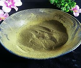 自制绿茶粉的做法