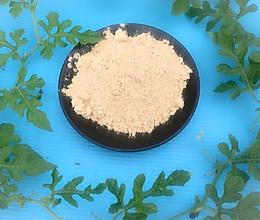 黄豆粉#肉食者联盟#的做法