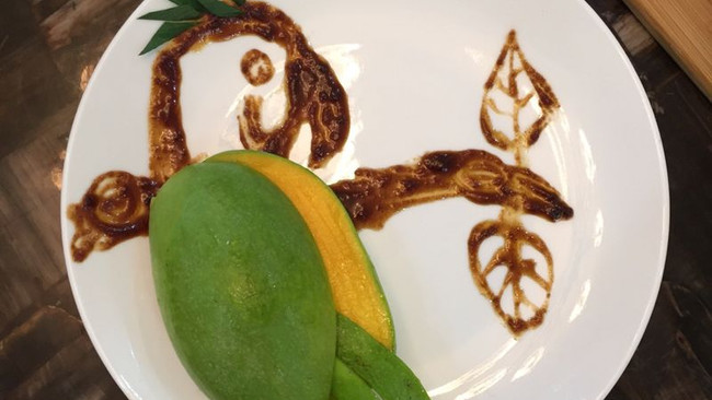 芒果鹦鹉的做法