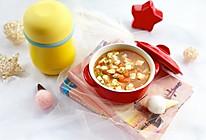 焖烧罐版鱼泥番茄豆腐的做法
