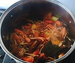 韩国《结婚日记》里具大人的大酱汤的做法