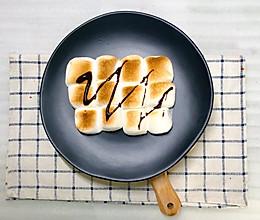 #好吃不上火#烤棉花糖的做法