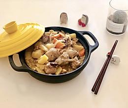 #硬核菜谱制作人#泰式绿咖喱鸡的做法