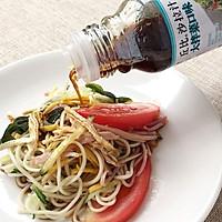 丘比沙拉汁-和风中华冷面的做法图解8
