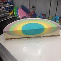 彩虹蛋糕的做法图解11