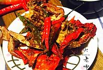 吃蟹正当时-辣炒螃蟹#我要上首页挑战家常菜#的做法