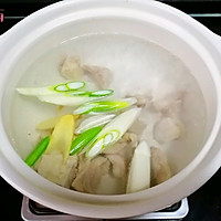 冬日御寒清炖萝卜羊肉汤的做法图解8