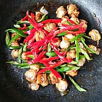 香辣扇贝——经过简单一炒,小海鲜也可以做的鲜味翻倍特别下饭的做法图解10