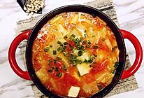 超完美的一锅端,龙利鱼豆腐煲的做法