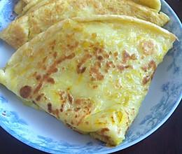 鸡蛋南瓜饼的做法