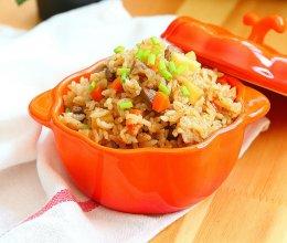 土豆牛肉胡萝卜焖饭#铁釜烧饭就是香#的做法
