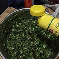 馅大皮薄的韭菜饺子的做法图解7