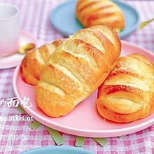 #餐桌上的春日限定#法国牛奶面包