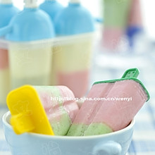 自己做的冰棍更好吃——果味小冰棍