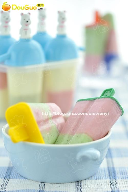 自己做的冰棍更好吃——果味小冰棍的做法