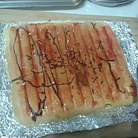 奶牛草莓馅蛋糕卷的做法图解5