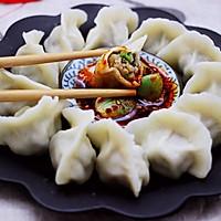 #新年开运菜,好事自然来#海参木耳饺子的做法图解21