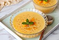 牛奶芒果西米露的做法