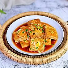 #憋在家里吃什么#茄汁鹌鹑蛋酿豆腐