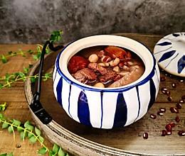 健脾开胃祛湿汤#餐桌上的春日限定#的做法