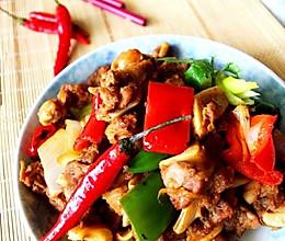 豉椒酱香猪脆骨的做法