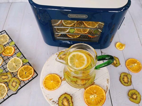 自制健康果蔬茶的做法